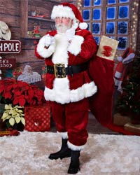 santa claus picture 2016 north pole